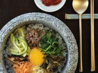 Bibimbap (Rice Bowl)