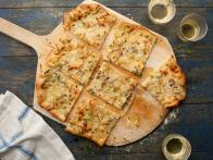 New Haven-Style White Clam Pizza