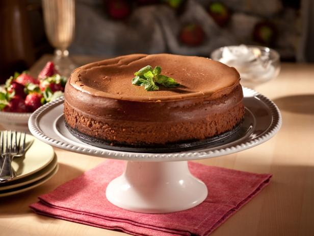 New York Style Chocolate Cheesecake Emeril