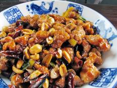 Cooking Channel serves up this Kung Pao Chicken recipe  plus many other recipes at CookingChannelTV.com