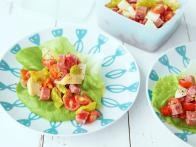 Antipasto Summer Lettuce Wraps