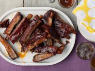 Neely's Wet BBQ Ribs