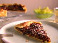 Crostata with Mushrooms and Pancetta