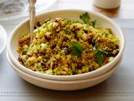 Curried Couscous Salad with Dried Sweet...