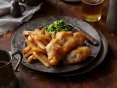 British Fish and Chips