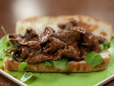 Cooking Channel serves up this Make-ahead Meal 3 Minute Steak Hoagies with Homemade Steak Sauce recipe from Rachael Ray plus many other recipes at CookingChannelTV.com