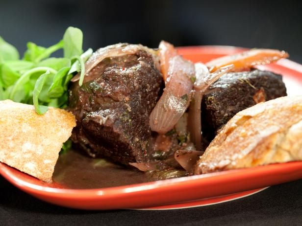 Zinfully Delicious Short Ribs