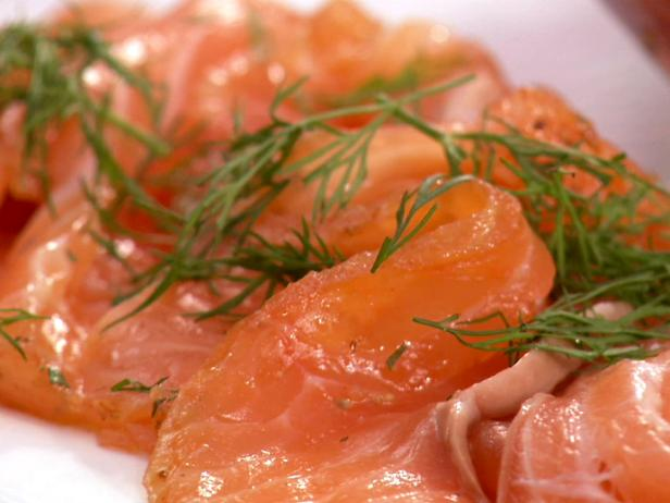 Tequila Cured Salmon