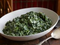 German-Style Creamed Spinach
