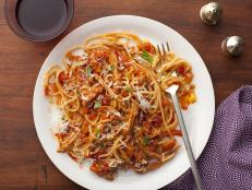Cooking Channel serves up this Turkey Bolognese recipe from Giada De Laurentiis plus many other recipes at CookingChannelTV.com