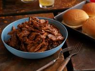 Beer Braised BBQ Pork Butt