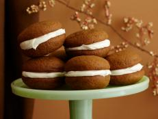 Cooking Channel serves up this Holiday Whoopie Pies recipe  plus many other recipes at CookingChannelTV.com