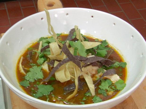 Chicken-Posole Soup
