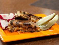 Cooking Channel serves up this BBQ Brisket Reuben Sandwiches recipe from Rachael Ray plus many other recipes at CookingChannelTV.com