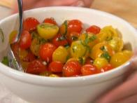 Tiny Tomatoes Salad