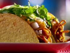 Cooking Channel serves up this iHungry Spaghetti Tacos recipe from Lisa Lillien plus many other recipes at CookingChannelTV.com