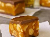 Chocolate Caramel Peanut Bars