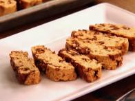 Biscotti with Caramelized Hazelnuts