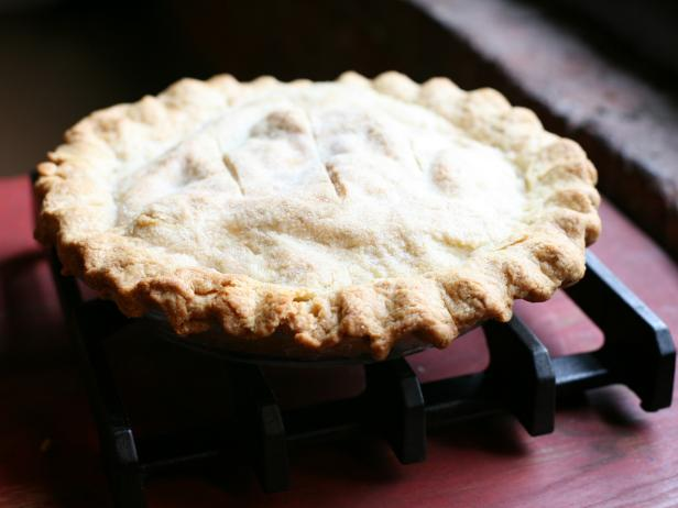 Sauternes Apple Pie