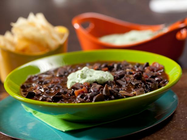 Meaty, Meat-less Chili