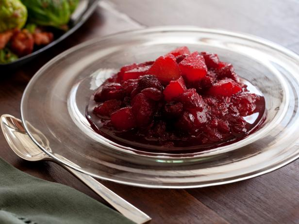 Classic Cranberry Sauce Food Network