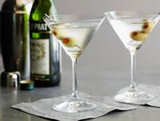 Cooking Channel serves up this Classic Martini recipe  plus many other recipes at CookingChannelTV.com