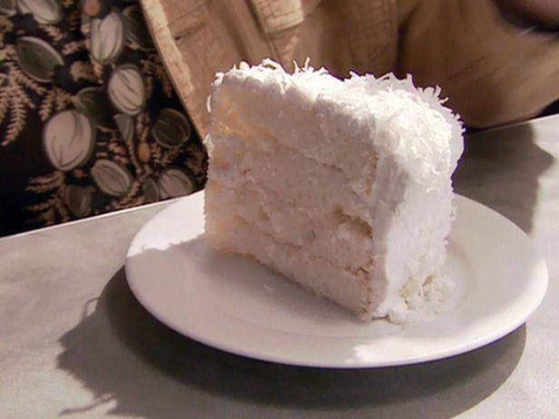 Coconut Cake with 7-Minute Frosting