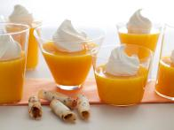 Honey Tangerine Gelatin