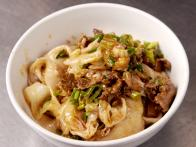 "Spicy Cumin Lamb ""Long Life"" Noodles"