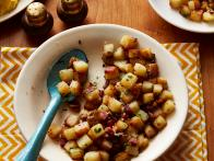 Rosemary Home Fries with Pancetta, Parmesan and...
