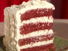 Cooking Channel serves up this Red Velvet Cake recipe from Bobby Flay plus many other recipes at CookingChannelTV.com
