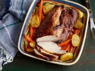 Doris Spacer's Portuguese Pork Roast