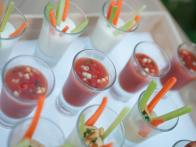 Shot Glass Apps: Gazpacho