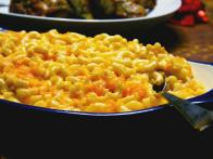 G. Garvin's No-Bake Macaroni and Cheese
