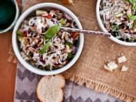 Hoppin' John New Year's Salad