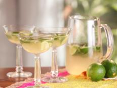 Cooking Channel serves up this Mojito Champagne Cocktail recipe from Bobby Flay plus many other recipes at CookingChannelTV.com