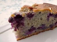 Semi Sweet Bakery's Blueberry Cornbread