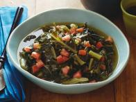 "Vegetarian ""Southern-style"" Collard Greens"