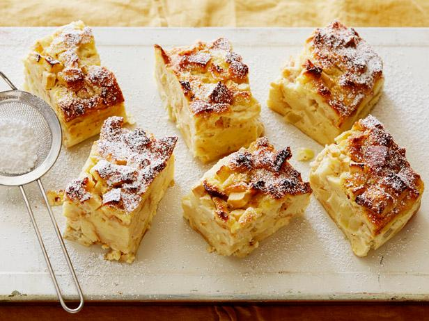 Apple Bread Pudding : Recipes : Cooking Channel Recipe ...