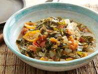 Collard Greens with Tamarind
