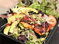 Wild-Caught Salmon Salad