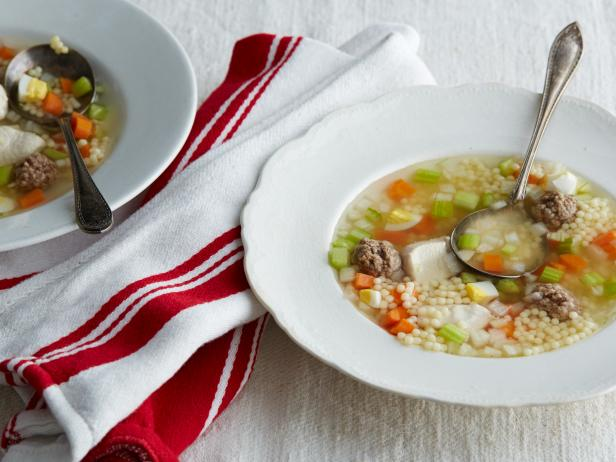 Clara Corrado's Italian Wedding Soup