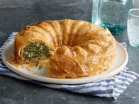 George and Kathy's Spanakopita