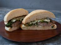 Ultimate Sausage and Broccoli Rabe Sandwiches