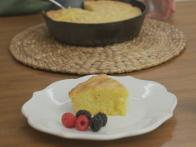 Mascarpone and Apricot Cornbread