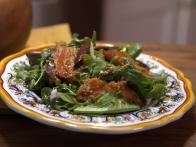 Smoked Trout Salad with Caper and Horseradish Vinaigrette