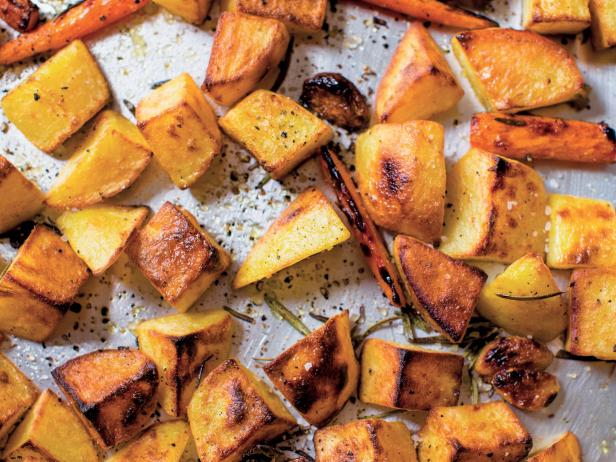 Oven-Roasted Potatoes: Patate Arrosto