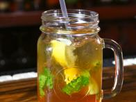Sweet Tea Bourbon Lemonade