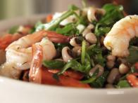 Black-Eyed Pea and Arugula Salad