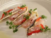 Redfish Crudo